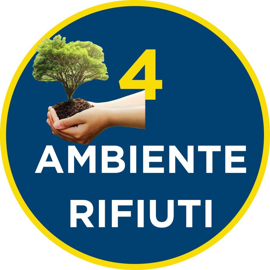 4. Ambiente e Rifiuti - il programma per il Municipio VI di QUINTILLI - DEL GUERRA