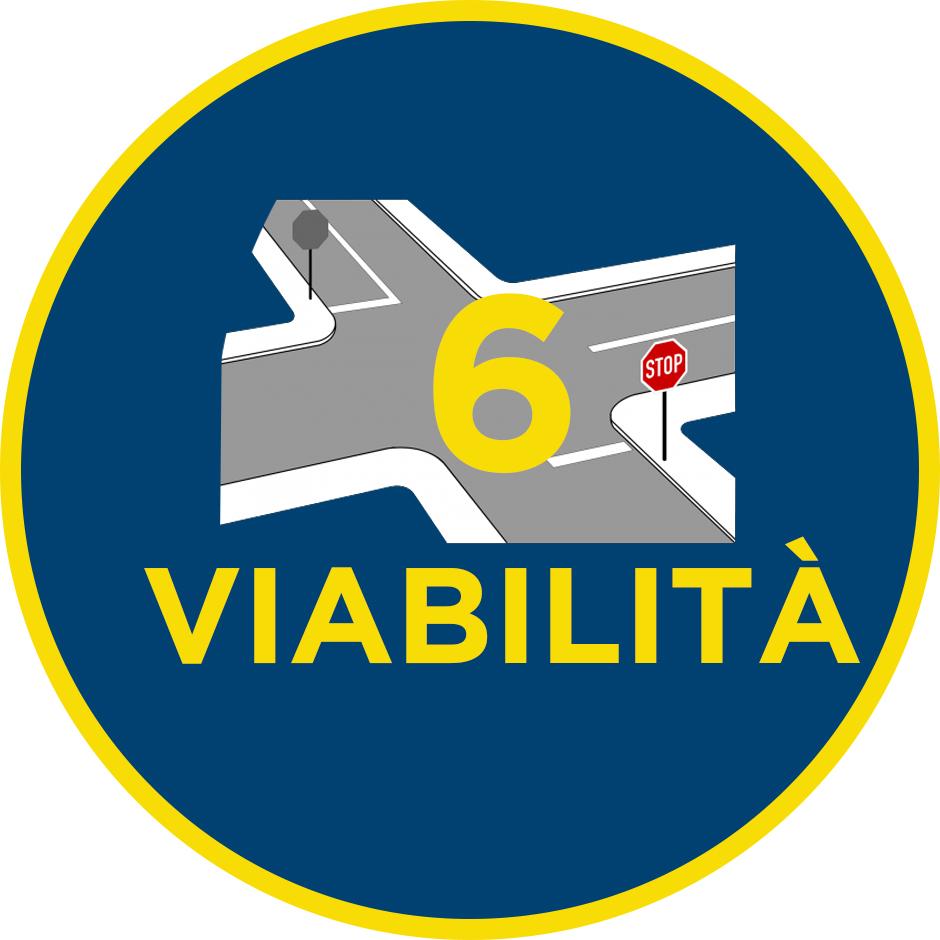 6. Viabilità, Infrastrutture ed opere per il territorio – il programma per il Municipio VI di QUINTILLI – DEL GUERRA